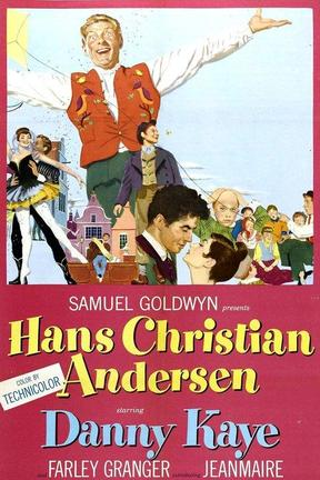 poster for Hans Christian Andersen