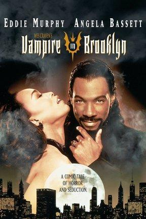 poster for Vampire in Brooklyn