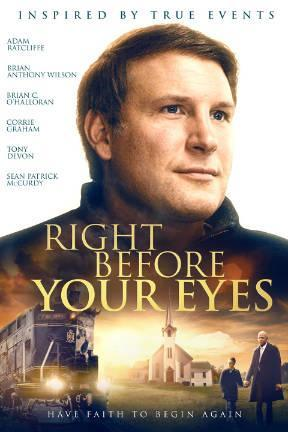 poster for Right Before Your Eyes