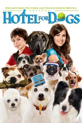 poster for Hotel for Dogs