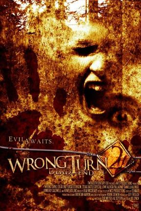 poster for Wrong Turn 2