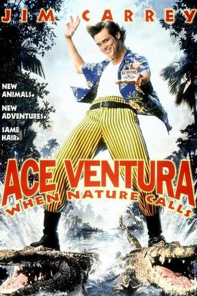 poster for Ace Ventura: When Nature Calls