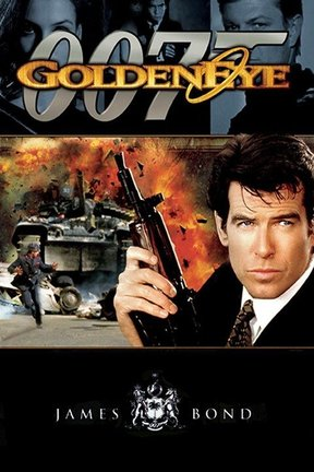 poster for GoldenEye
