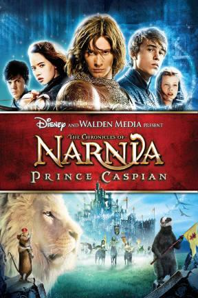 poster for The Chronicles of Narnia: Prince Caspian
