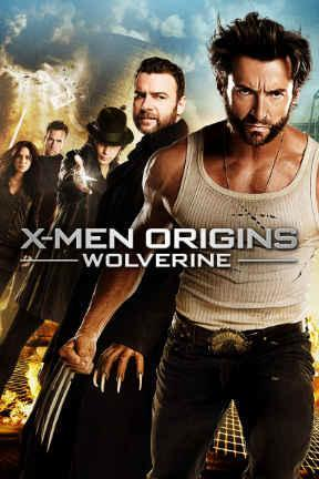 poster for X-Men Origins: Wolverine