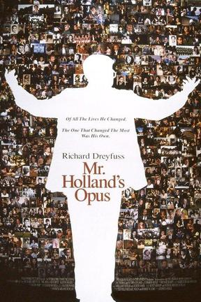 poster for Mr. Holland's Opus