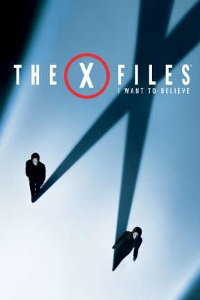 poster for The X-Files: I Want to Believe