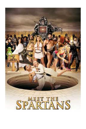 poster for Meet the Spartans
