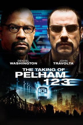 poster for The Taking of Pelham 123