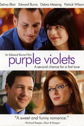 poster for Purple Violets