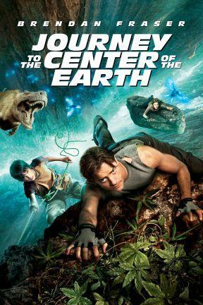 poster for Journey to the Center of the Earth