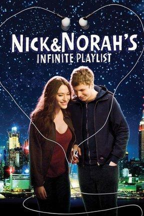 poster for Nick and Norah's Infinite Playlist