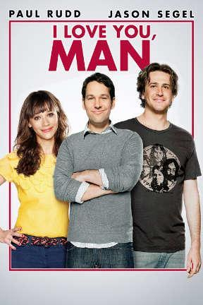 poster for I Love You, Man