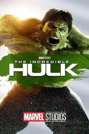 poster for The Incredible Hulk
