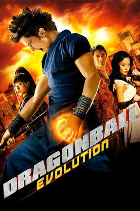 poster for Dragonball: Evolution