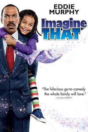 poster for Imagine That
