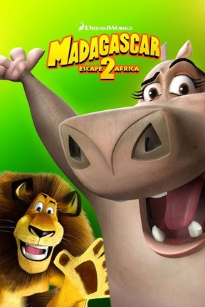 poster for Madagascar: Escape 2 Africa