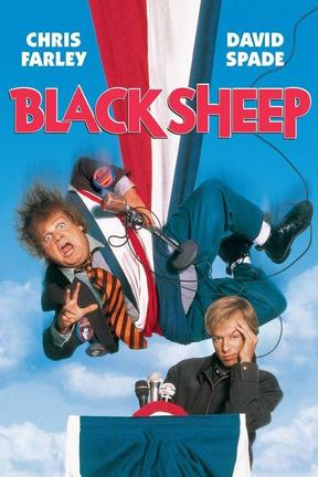 poster for Black Sheep
