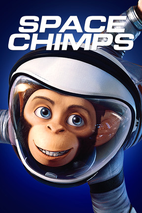 poster for Space Chimps