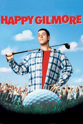 poster for Happy Gilmore