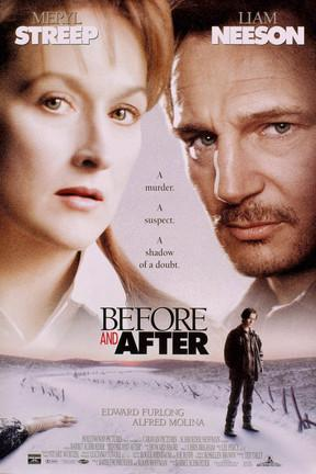 poster for Before and After