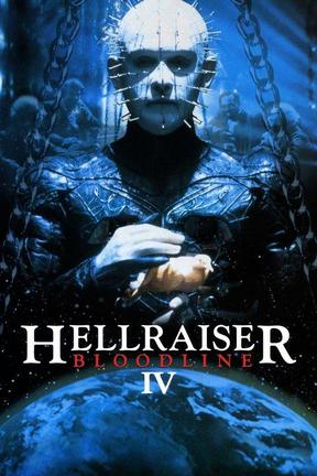 poster for Hellraiser: Bloodline