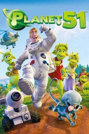 poster for Planet 51