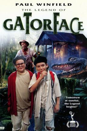 poster for The Legend of Gator Face