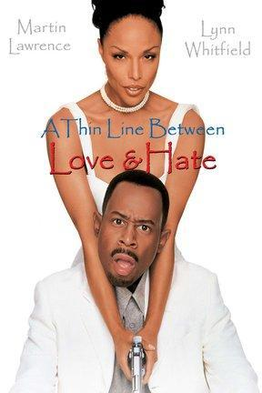poster for A Thin Line Between Love and Hate