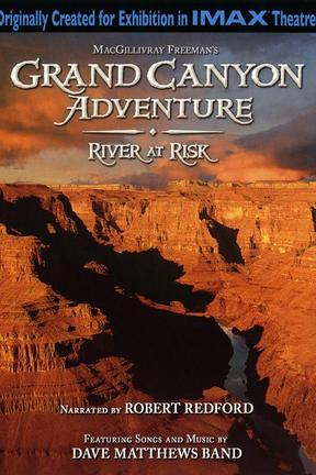 poster for Grand Canyon Adventure: River at Risk