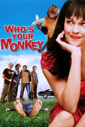 poster for Who's Your Monkey?