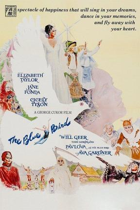 poster for The Blue Bird