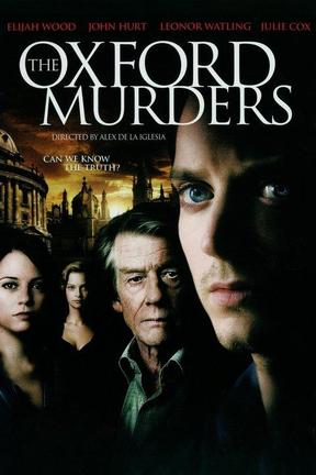 poster for The Oxford Murders