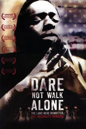 poster for Dare Not Walk Alone