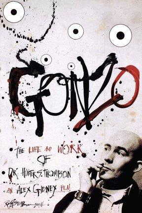 poster for Gonzo: The Life and Work of Dr. Hunter S. Thompson