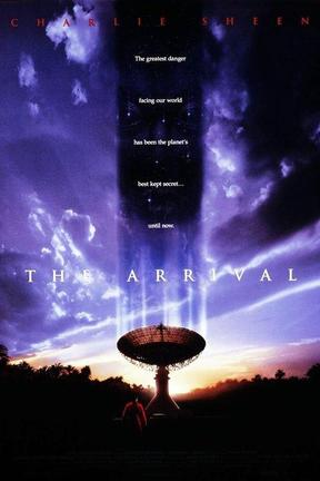 poster for The Arrival