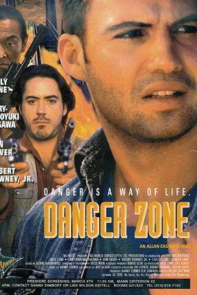 poster for Danger Zone