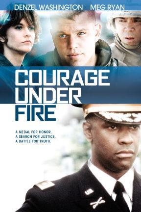 poster for Courage Under Fire