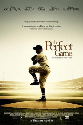 poster for The Perfect Game