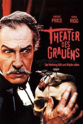 poster for Theater of Blood