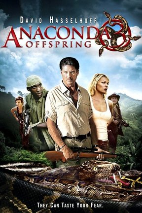 poster for Anaconda 3: Offspring