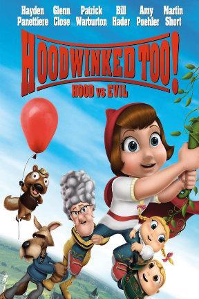 poster for Hoodwinked Too! Hood vs. Evil