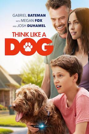 poster for Think Like a Dog