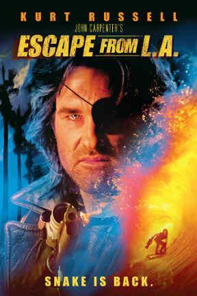 poster for Escape From L.A.
