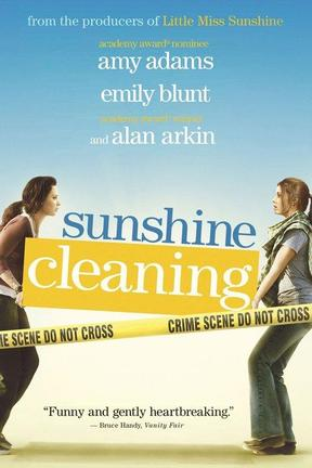 poster for Sunshine Cleaning