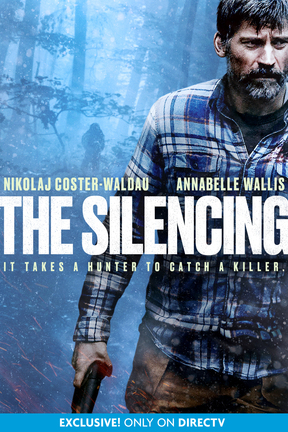 poster for The Silencing