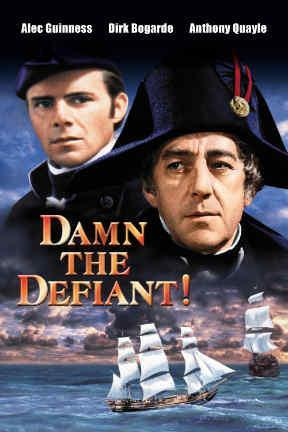 poster for Damn the Defiant!