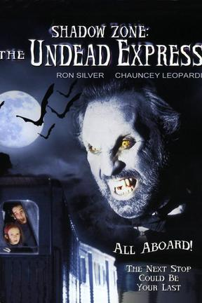 poster for Shadow Zone: The Undead Express