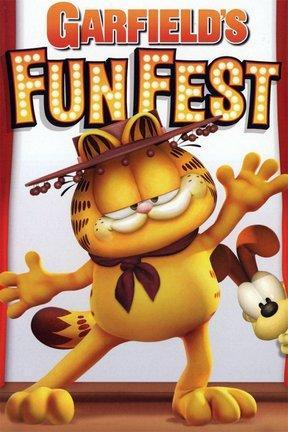 poster for Garfield's Fun Fest