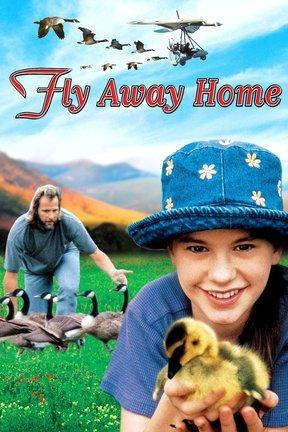 poster for Fly Away Home
